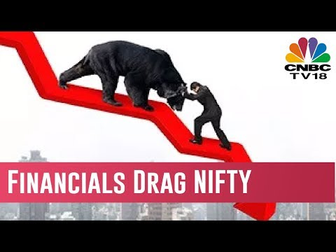 Financials Drag NIFTY By More Than 100 Points | Bazaar Open Exchange