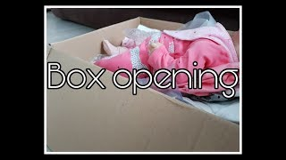 Box Opening | neues Baby? || Reborn Baby Deutsch