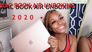 MACBOOK AIR UNBOXING 2020 !