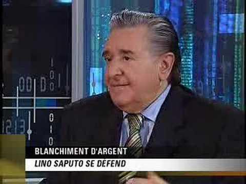 Lino Saputo en entrevue au Canal Argent