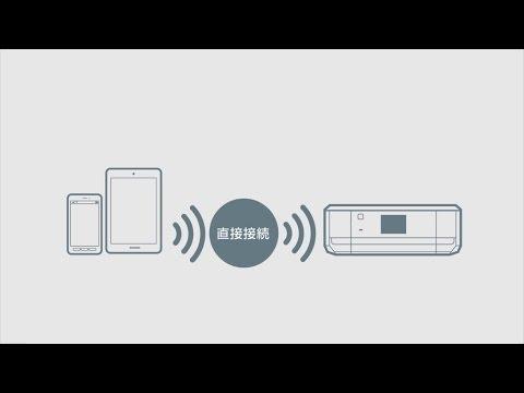スマホ(Android)でプリンターを使う~無線LAN環境がない場合(エプソン EP-30VA,EP-808A,EP-978A3,EP-10VA)NPD5418
