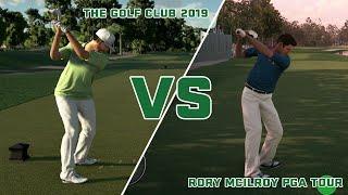 The Golf Club 2019 Vs Rory Mcilroy Pga Tour