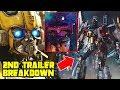 Shockwave & Starscream on CYBERTRON! - Bumblebee (2018) Trailer 2 Breakdown