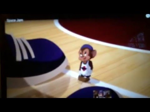 Space Jam Mouse Youtube