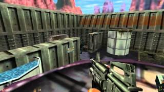 Half-Life Surface Tension gameplay w/Jarek part 4 of 4