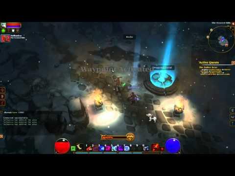Torchlight II Beta Gameplay  