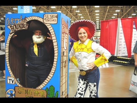 Fan Expo Dallas Comic Con 2016