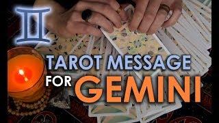 [ASMR] Tarot Reading For GEMINI