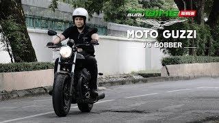 ลองขี่ Moto Guzzi V9 Bobber 850 CC Made in Italy