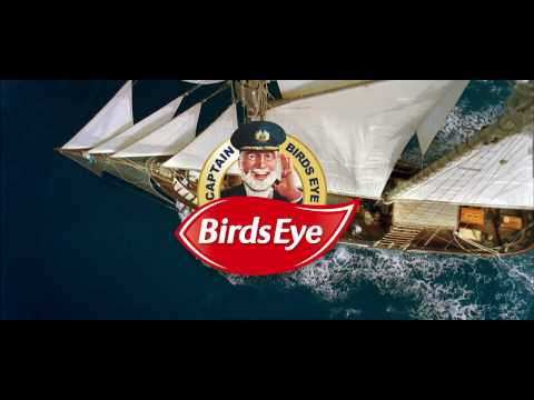 Captain Birdseye – Only The Best For The Captain's Table