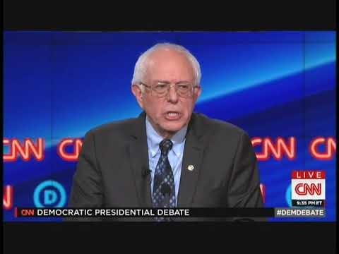 Bernie Sanders Solution for Off Shore Tax Havens