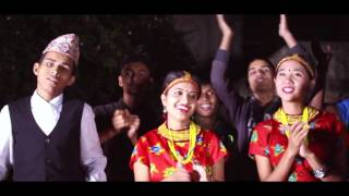 New Dashain Tihar song (Love song) -Musukka haschin uni...