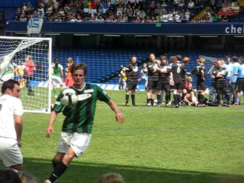 Bradley James Soccer Six