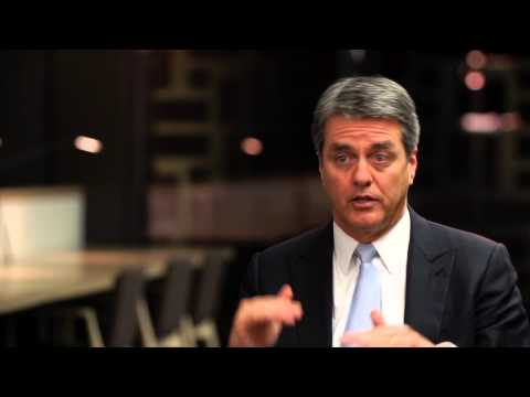 In Conversation: Ambassador Roberto Azevêdo, Director-General, WTO