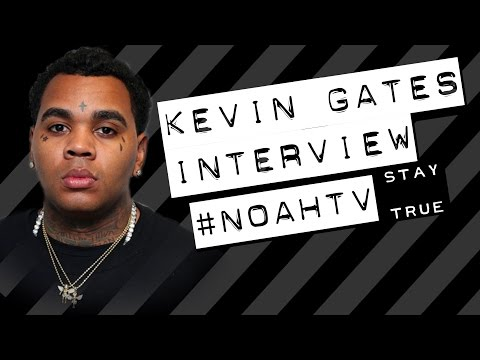 "Kevin Gates Full Interview: ""Im Prepared To Die"" #NOAHTV"
