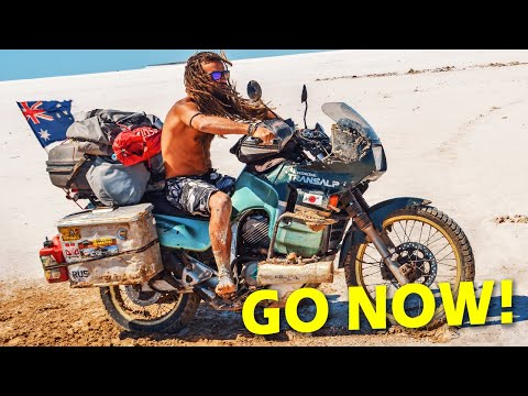 You ALREADY HAVE the best ADVENTURE MOTORCYCLE!