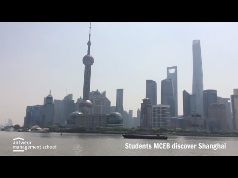 Master in China-Europe Business goes Shanghai!