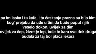 Priki ft  Marchelo -  Biće bolje (Lyrics)