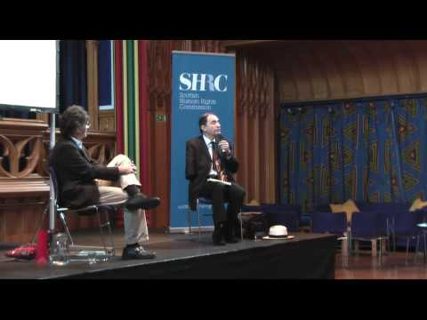 Justice Albie Sachs (part one)