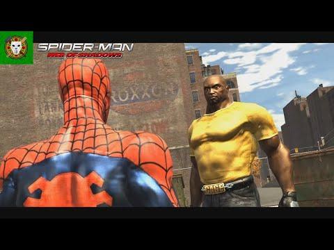 #2 スパイダーマン web of shadows 「ルーク・ケイジの教え」 PS3版