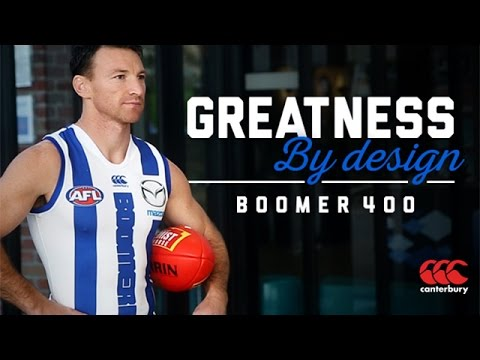 Greatness by Design - The making of the Boomer 400 guernsey (Canterbury feature)