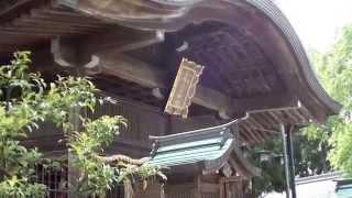 【奈良県御所市】一言主神社/土蜘蛛塚 【H26(2014)/5/31】