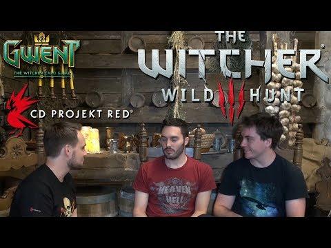 The Witcher CD Projekt - Interview #12 - Tour du monde
