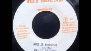 Black Uhuru - Sun is Shining / Dub