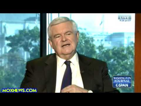 "Newt Gingrich ""Election Is Being Rigged By National Media! The New York Times And Washington Post!"""