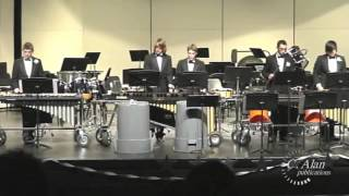 Danse Macabre (percussion ensemble) by Saint-Saëns/Josh Gottry