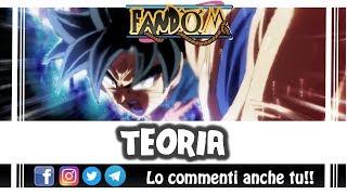 Dragon Ball Super Teoria Ep 114: La nascita del NUOVO super guerriero del torneo del potere - Fandom