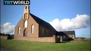 Mosque in Hebrides: Scotland's Quter Hebrides opens first mosque