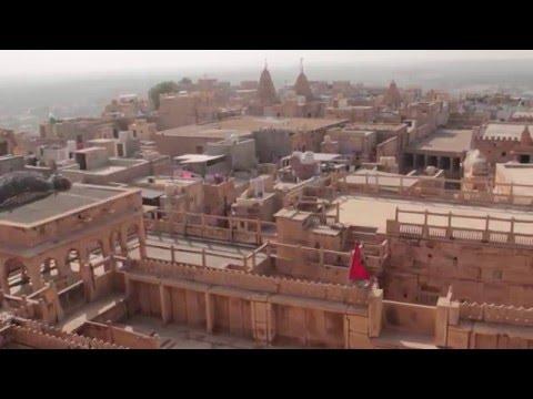 Drainage at Sonar Killa, Jaisalmer