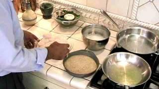 What's Ken Cooking ? (scallops)