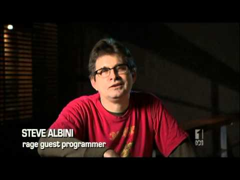 Steve Albini talks Fred Schneider from B52's,Clare Grogan of Altered s scar on her face!