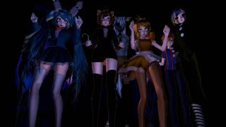 MMD Five Nights at Freddy