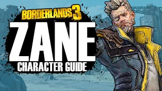 Borderlands 3 - Zane Character Guide (Pre-Release)