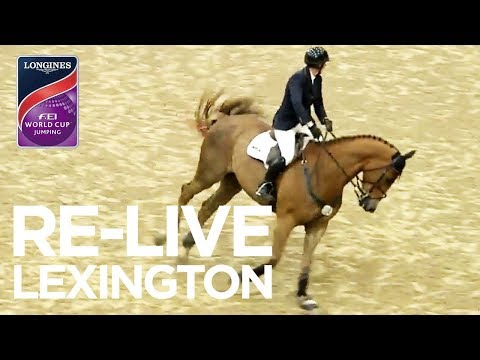 RE-LIVE | Canadian Pacific International Open Jumper - Longines FEI World Cup™ Jumping - Lexington