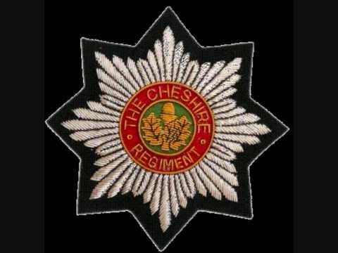 Cheshire Regiment (Quick March)