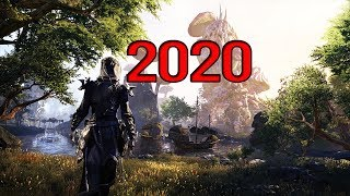 Top 10 New Rpg Games Of 2020 | Ps4, Pc, Xbox One  4k 60fps