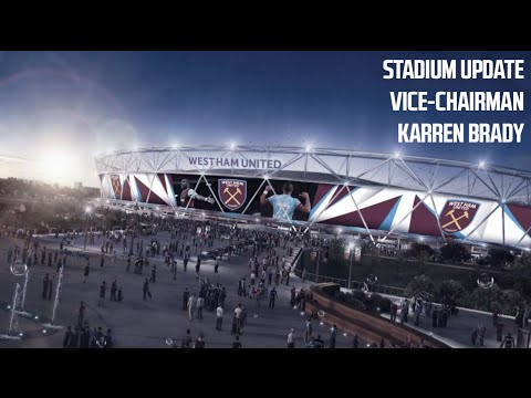 NEW STADIUM: An update from the Vice-Chairman