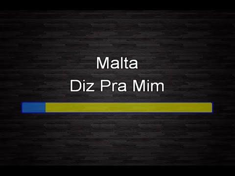 Malta - Diz pra Mim (Karaoke)