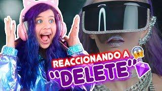REACCIONANDO A DELETE DE KATIE ANGEL 💎 | Leyla Star 💫