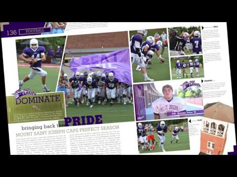 Mount Saint Joseph High School Football