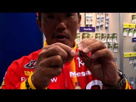 Inside ICAST 2013 With Shin Fukae at Gamakatsu