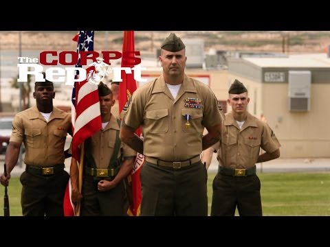 The Corps Report Ep. 38 - Navy Cross Awarded and MARSOC Wants You
