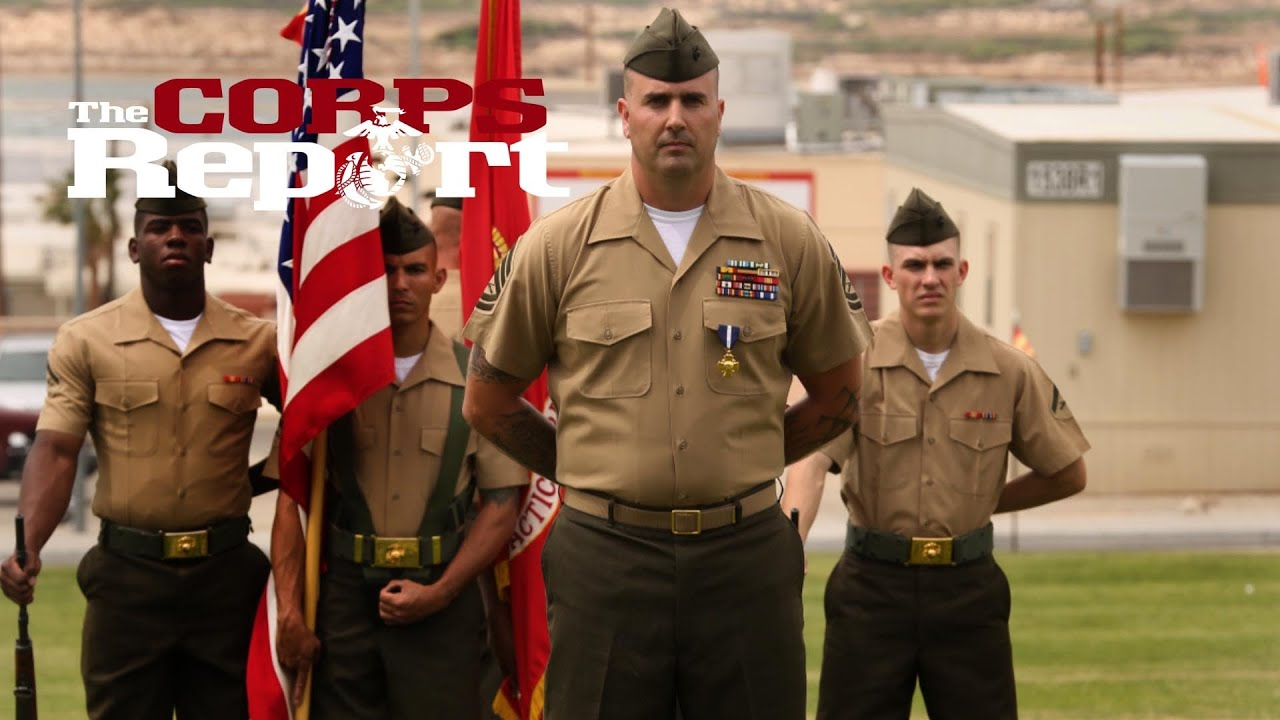 The Corps Report Ep 38 Navy Cross Awarded And Marsoc