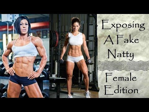 Thumbnail: Exposing A Fake Natty Female Edition Feat. Dana Linn Bailey + Michelle Lewin! - Cory McCarthy -