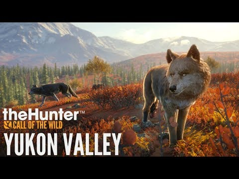 Hunting The Yukon Valley Wolves - The Hunter Call Of The Wild