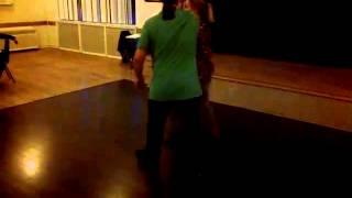 Jill's Salsa Class